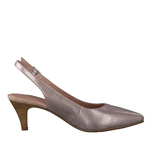Tamaris, Rose Metallic Chaussures Pour Femmes