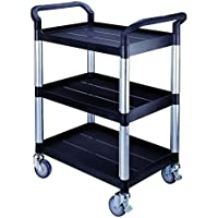 edulab 612–061Labor Trolley, 3Einlegeböden, 250kg