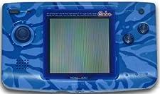 NeoGeo Pocket - Console - Camouflage blue - JAP