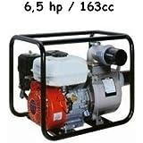 """Motopompa/Pompa autoadescante 30m - 80mm (3""""/3 inch)"""