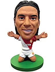 Soccerstarz - 400544 - Figurine Sport - Officiellement Autorisé De Falcao Dans Le Maillot Officiel Du As Monaco