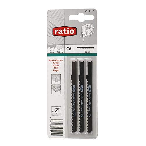 Ratio 6441H4 - Sierra Caladora Ratio Para B&D Juego
