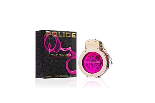 Police The Sinner for Woman Eau de toilette pour femme 100 ml