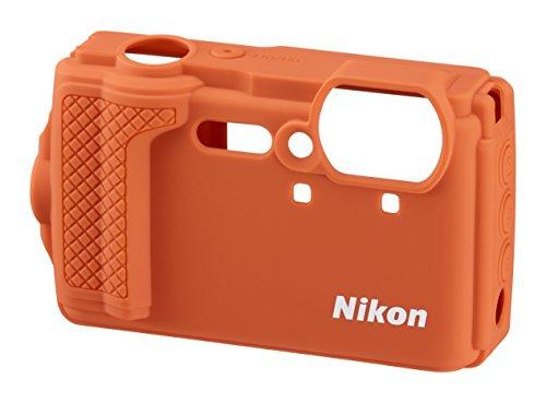 Nikon CF-CP3 Silicone Jacket (Orange) for Coolpix W300