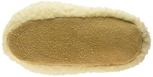 Woolsies - Yeti Booties, Pantofole, unisex Beige (cream)