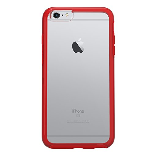 otterbox-symmetry-clear-funda-para-apple-iphone-6-6s-contorno-rojo-y-trasera-cristal