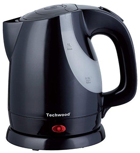 Techwood TB-1013 Bouilloire sans Fil 1 L