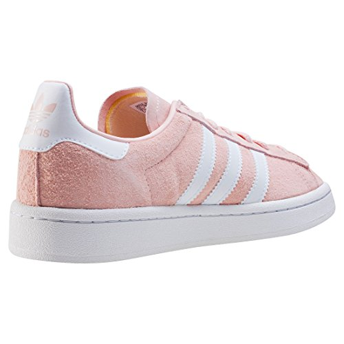 adidas Campus, Sneakers Basses Femme Rose (Icey Pink/footwear White/crystal White)