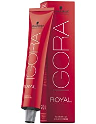 Schwarzkopf - Coloration Igora Royal - 60ml nuance 10-1 blond très très clair cendre
