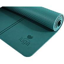 IUGA Estera de Yoga con Tiras de alineación 0de99644dcbc