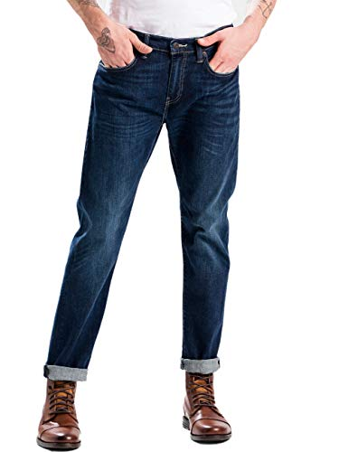 Levis® Herren Jeans 502(TM) - Regular Taper Fit - Blau - Rain Shower, Größe:W 38 L 30, Farbe:Rain Shower (0234) Levis Relaxed Fit Bootcut Jeans