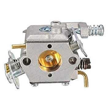 Carburetor - SODIAL(R) New Carburetor Carb For Poulan Sears Craftsman  Chainsaw Walbro WT-89 891 Silver