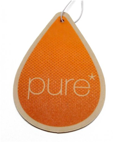 Preisvergleich Produktbild Puredrop* * Wild Orange *, Lufterfrischer in schwedischem Design, neu, für Auto und Wohnung, patentierte Technologie, Einführungspreis