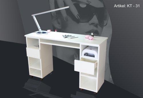 nagelstudio tisch gebraucht kaufen nur 4 st bis 60 g nstiger. Black Bedroom Furniture Sets. Home Design Ideas