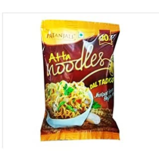 Patanjali ATTA NOODLES DAL TADKA delicious,tasty and healthy noodles