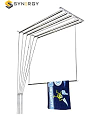 SYNERGY Heavy Duty Stainless Steel 6 Pipes x 6 Feet Ce