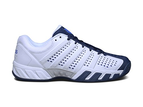K-Swiss Zapatillas Ks Bigshot Light 2.5 Blanco / Azul Marino EU 46