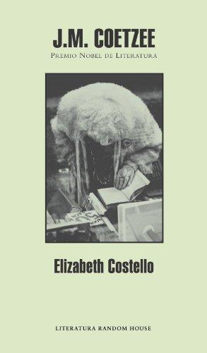 Elizabeth Costello por J.M. Coetzee