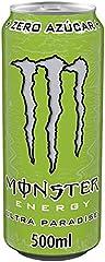 MONSTER ENERGY Ultra Paradise - Bebida energética, sin azúcar - Lata 500ml