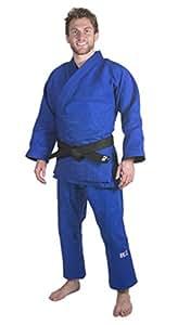 Ippon Gear Judoanzug Fighter, blau, 140, JI750