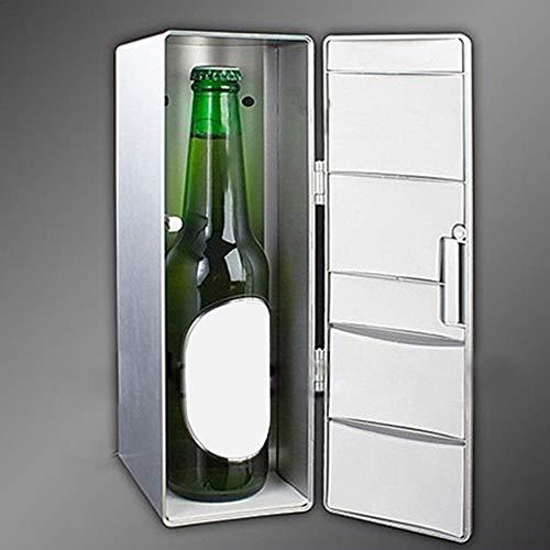SHOH Frigorífico Portátil USB Mini Refrigerador