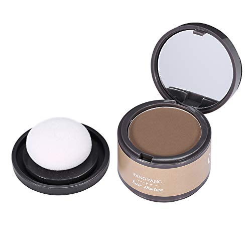Haaransatz Schatten Puder Gefüllt Haar Bronzer Hair Repair Puder Instant Hair Cover Schönheit Make-Up 4 Farben(# 3)