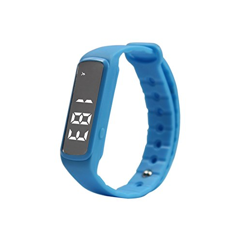 Fitness Armband Silikagel Track Schrittzähler Schlafanalyse Smart Armbänder CD5