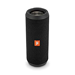 JBL Flip 3 Bluetooth Speaker Stealth