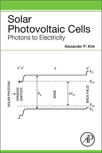Solar Photovoltaic Cells: Photons to Electricity