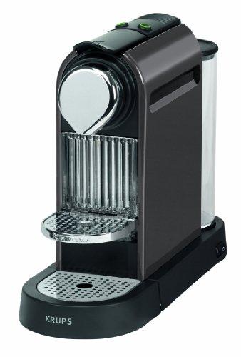 Krups XN 7001 Nespresso CitiZ Titan, Plus X Award & Reddot Design Award