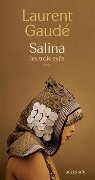 Salina : les trois exils par Gaudé
