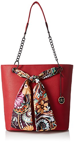 Diana Korr Women\'s Handbag (Red) (DK26HRED)