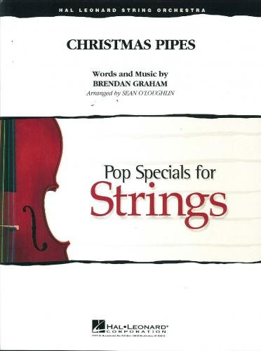 Christmas Pipes ( Pop Specials for Strings ) Score & Parts