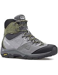 DOLOMITE 2479860072, Scarponcini da Camminata ed Escursionismo Uomo Marrone Bark/Cobblestone