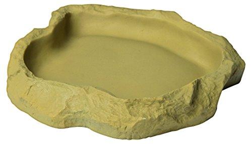 sera 32036 reptil food/water dish medium eine Futter- und Trinkschale für Reptilien und Amphibien