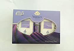 Yardley Celebration Edition Soap Gift Pack