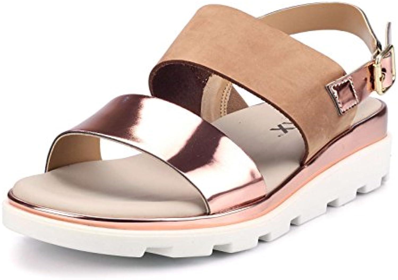 The FLEXX Zapatos de Mujer Sandalias D1507_19 Samantha Rosa