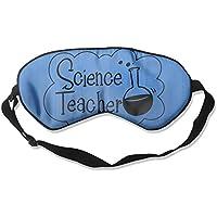Science Teacher 99% Eyeshade Blinders Sleeping Eye Patch Eye Mask Blindfold For Travel Insomnia Meditation preisvergleich bei billige-tabletten.eu