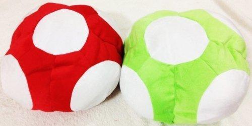 l cosplay Hut rot und gr?n set / Vort?uschen Warenpositionen Pilzkappe [RY Laden] RY1310 (Japan-Import) (Toad Kostüm Hut)