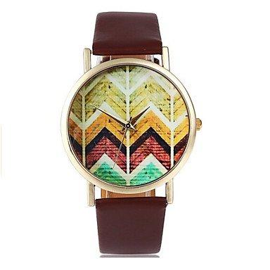 bella-orologi-donne-orologi-chevron-sulla-vigilanza-di-legno-vigilanza-dellannata-del-cuoio-di-stile