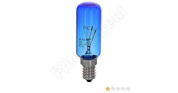 Siemens Kühlschrank Lampe Wechseln : Filtronix blaue kühlschrank glühlampe dr fischer watt