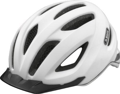 ABUS Fahrradhelm Pedelec, White, 56-62 cm, 58644 by Abus