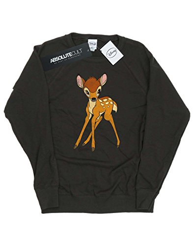 Disney Femme Classic Bambi Sweat-Shirt Graphite Lumière