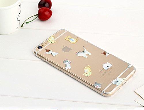 Case per iPhone 6S,Cover per iPhone 6 ,Bonice Ultra Slim Diamante Bling Glitter Lusso Specchio Cristallo Strass Morbida Rubber Bumper 360 Gradi [Rotazione Grip Ring Kickstand] con Supporto Dellanello Custodia 12