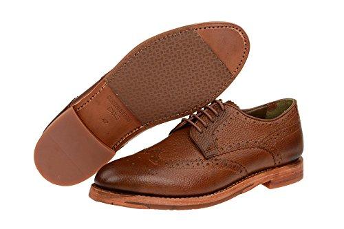 Gordon & Bros S160479 hommes Derbies cognac