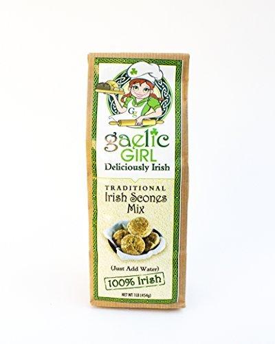 Preisvergleich Produktbild Gaelic Girl Traditionell Irish Scones Mix
