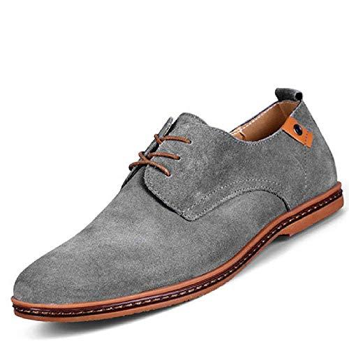 DYSY Herren Schuhe Casual Leder Schuhe Männer Müßiggänger Sommer Oxfords Italienische Turnschuhe Männer Neue Frühling Wohnungen