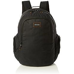 Quiksilver Schoolie - Mochila tipo casual, 29.00 L, color negro