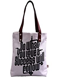 Tote Bag | Tote Bags For College Girls Stylish | Shopping Bag | Digital And Screen Printing