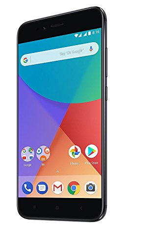 Xiaomi Mi A1 Dual SIM 64GB, black, (Global Version)